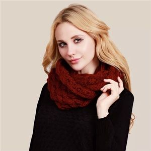 New Free People Chunky Infinity Scarf